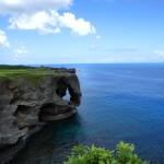 沖縄の観光【万座毛】