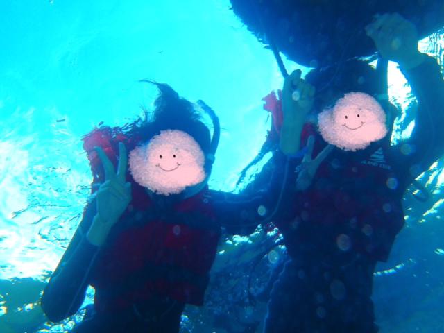 沖縄の観光【青の洞窟ツアー】