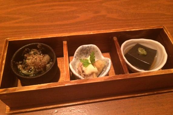 上本町のおでんがおすすめの和食屋【和田楽 御座はんなり】