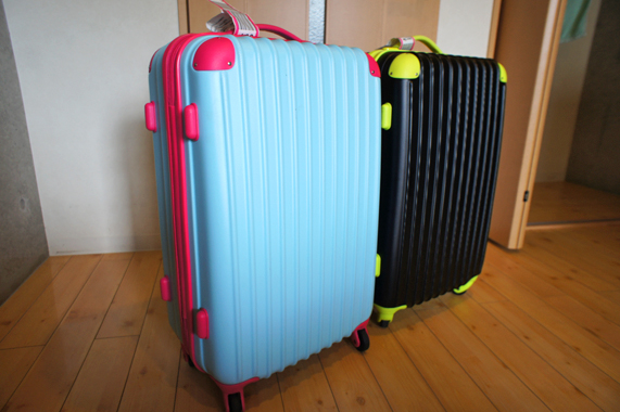 おすすめの格安スーツケース