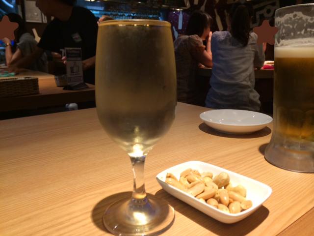 心斎橋・長堀橋にある安いバル★炭焼ごちそう美酒 ぴたりのたっぷりワイン